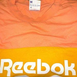 Reebok cropped shirt *NEVER worn*
